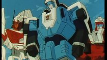 Transformers: Choujin Master Force - Episode 23 - Expose the Destrons' Dark Deception!