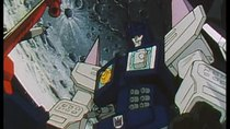 Transformers: Choujin Master Force - Episode 26 - God Ginrai - Into the Sky!!