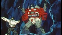 Transformers: Choujin Master Force - Episode 29 - Escape from the Erupting Submarine Volcano!!