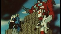 Transformers: Choujin Master Force - Episode 30 - Destroy Godbomber