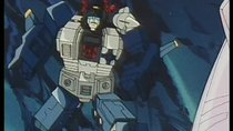 Transformers: Choujin Master Force - Episode 37 - Showdown at the Destron Undersea Base
