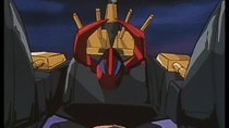 Transformers: Choujin Master Force - Episode 39 - The Reborn Darkwings