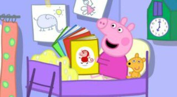 Свинка пеппа новые серии без онлайна