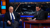 The Late Show with Stephen Colbert - Episode 78 - Donald Rumsfeld, Russell Westbrook, Jackson Browne