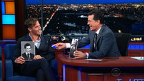 The Late Show with Stephen Colbert - Episode 80 - Chris Pine, Danielle Brooks, Jonah Reider, Baauer