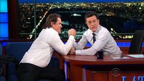 The Late Show with Stephen Colbert - Episode 81 - Josh Brolin, John Dickerson, Erin Brockovich, Aubrie Sellers