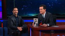 The Late Show with Stephen Colbert - Episode 83 - David Schwimmer, Joel Osteen, M. Ward