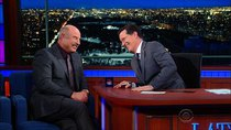 The Late Show with Stephen Colbert - Episode 84 - Dr. Phil McGraw, Mark & Jay Duplass, Michael Eric Dyson, Anderson...