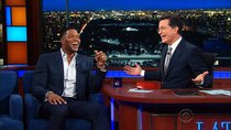 The Late Show with Stephen Colbert - Episode 85 - Michael Strahan, Samantha Bee, Wilco