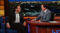 The Late Show with Stephen Colbert - Episode 86 - Bobby Cannavale, Donny Deutsch, Charles Kelley