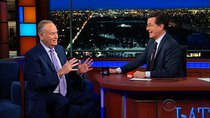 The Late Show with Stephen Colbert - Episode 88 - Bill O'Reilly, Eddie George, Macklemore & Ryan Lewis