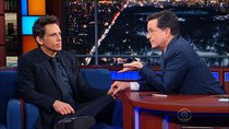 The Late Show with Stephen Colbert - Episode 90 - Ben Stiller, Bernie Sanders, Tao: Seventeen Samurai