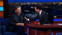 The Late Show with Stephen Colbert - Episode 92 - Craig Ferguson, Cory Booker, Scott Waites