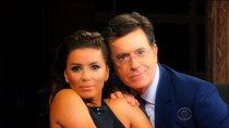 The Late Show with Stephen Colbert - Episode 93 - Eva Longoria, Abbi Jacobson & Ilana Glazer, Lucinda Williams