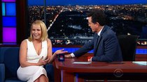 The Late Show with Stephen Colbert - Episode 96 - Chelsea Handler, Zosia Mamet, The Lumineers