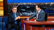 The Late Show with Stephen Colbert - Episode 100 - Tim Daly, Graham Nash, Jason Isbell
