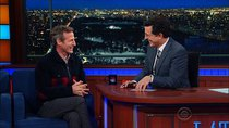The Late Show with Stephen Colbert - Episode 101 - Spike Jonze, Jeffrey Dean Morgan, Jack Garratt