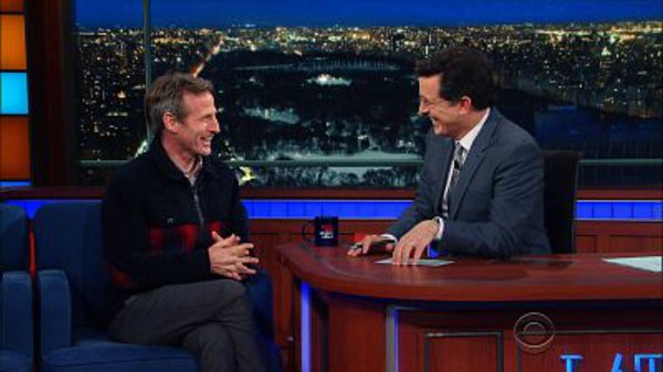 The Late Show with Stephen Colbert - S01E101 - Spike Jonze, Jeffrey Dean Morgan, Jack Garratt