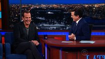 The Late Show with Stephen Colbert - Episode 105 - Will Arnett, Charles Barkley, Max Greenfield