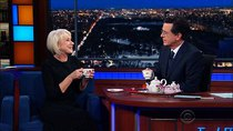The Late Show with Stephen Colbert - Episode 106 - Helen Mirren, J.J. Abrams, DMA'S