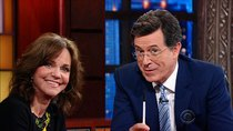 The Late Show with Stephen Colbert - Episode 107 - Sally Field, Jerrod Carmichael, Esperanza Spalding