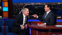 The Late Show with Stephen Colbert - Episode 109 - Jeff Daniels, Mary Elizabeth Winstead, Audra McDonald