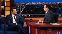 The Late Show with Stephen Colbert - Episode 112 - Theo James, Jussie Smollett, Laurie Anderson