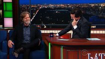 The Late Show with Stephen Colbert - Episode 113 - William H. Macy, Melissa Rauch, Isaac Mizrahi