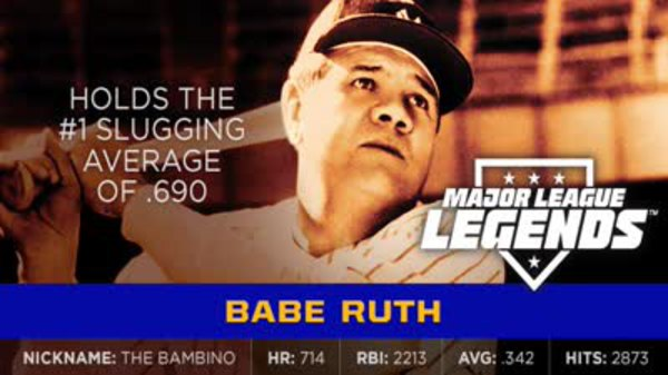 the life of the legend babe ruth