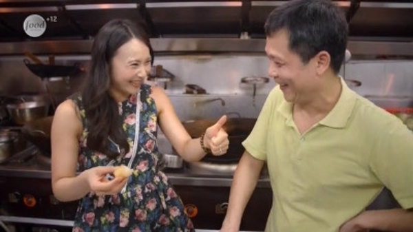 Ching's Amazing Asia - S01E01 - Golden Foodie Gems in Hong Kong