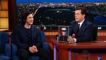 The Late Show with Stephen Colbert - Episode 115 - Adam Driver, Rachel Bloom, Savages