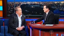 The Late Show with Stephen Colbert - Episode 116 - Eric Stonestreet, Jason Jones, Elizabeth Warren