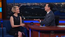 The Late Show with Stephen Colbert - Episode 117 - Sarah Paulson, Tatiana Maslany, Wynton Marsalis, Lil Buck, Jared...