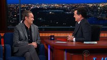 The Late Show with Stephen Colbert - Episode 119 - Matthew Perry, Nick Offerman, Explosions In The Sky, Parliament-Funkadelic