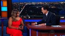 The Late Show with Stephen Colbert - Episode 122 - Mindy Kaling, Tituss Burgess, Ken Burns