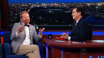 The Late Show with Stephen Colbert - Episode 123 - Hillary Clinton, Jesse Tyler Ferguson, Katharine McPhee, Sturgill...