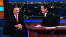 The Late Show with Stephen Colbert - Episode 124 - Rep. Paul Ryan, Kevin Spacey, Thomas Middleditch, The Flaming...