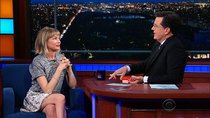 The Late Show with Stephen Colbert - Episode 128 - Michelle Williams, Eddie Huang, Bob Mould