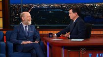 The Late Show with Stephen Colbert - Episode 129 - J.K. Simmons, Jane Krakowski, Chris Wallace