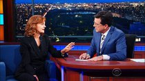 The Late Show with Stephen Colbert - Episode 130 - Susan Sarandon, David Tennant, Catfish and The Bottlemen