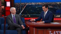 The Late Show with Stephen Colbert - Episode 132 - Anderson Cooper, Mark Feuerstein, Gwen Stefani