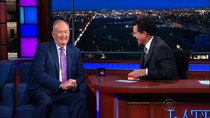 The Late Show with Stephen Colbert - Episode 133 - Bill O'Reilly, Morris Chestnut, Deerhunter