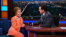 The Late Show with Stephen Colbert - Episode 136 - Judge Judy, Zac Posen, W. Kamau Bell