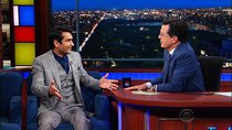 The Late Show with Stephen Colbert - Episode 137 - Lily Tomlin, Kumail Nanjiani, Ryan Hamilton