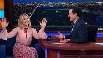 The Late Show with Stephen Colbert - Episode 139 - Chloë Grace Moretz, Katie Couric, Charlamagne Tha God