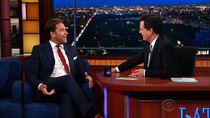 The Late Show with Stephen Colbert - Episode 143 - Jason Sudeikis, Michael Weatherly, Megyn Kelly