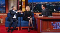 The Late Show with Stephen Colbert - Episode 144 - Anthony Anderson, Eugene Levy & Catherine O'Hara, Coldplay