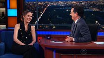 The Late Show with Stephen Colbert - Episode 146 - Rose Byrne, Bobby Flay, Weird Al Yankovic