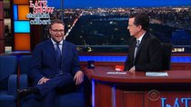 The Late Show with Stephen Colbert - Episode 147 - Seth Rogen, Krysten Ritter, Wolf Parade