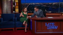 The Late Show with Stephen Colbert - Episode 148 - Emilia Clarke, Shiri Appleby, Cynthia Erivo